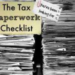Tom Bass' Tax Paperwork Checklist