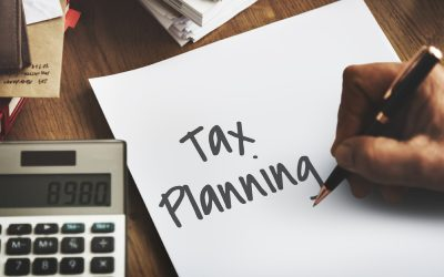 Tom Bass' Seven End of Year Tax Planning Strategies