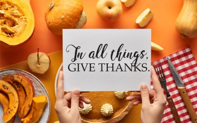 Cultivating Gratitude for Thanksgiving 2020 in Orange County