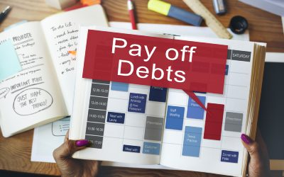 Paying Off Debt by Tom Bass